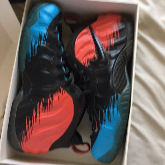 "4260edab2dd Nike Other - Nike Foamposites Size 12 ""Spider-Man"""